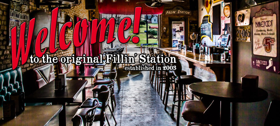 Welcome to the Fillin' Station
